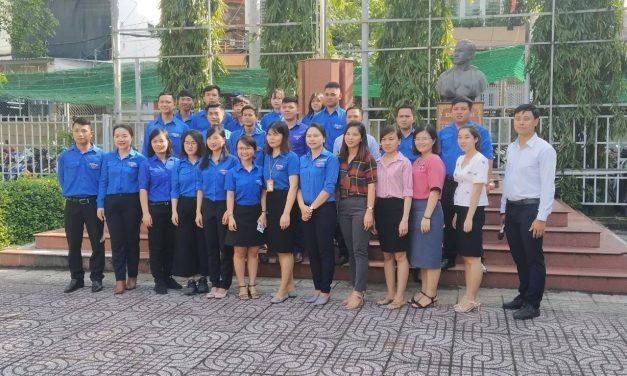 SINH HOẠT CHI ĐOÀN CHỦ ĐIỂM THÁNG 10/2019